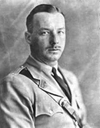Tyndall Air Force Base - Lieutenant Francis B. Tyndall (1894–1930)