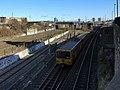 Tyne & Wear Metro train, off New Bridge Street (geograph 2811389).jpg