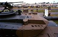 Type 10 tank .50 cal
