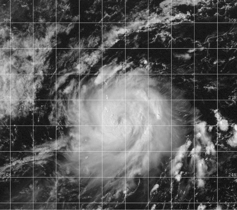 Typhoon Virgil 1999