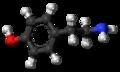 Tyramine 3D ball.png