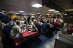 U.S. Marines and Sailors with the 26th MEU and USS Kearsarge share a Christmas meal 151222-M-PA636-095.jpg