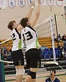 UFV men's volleyball vs Cap Nov 7 2014 27 (15760928585).jpg