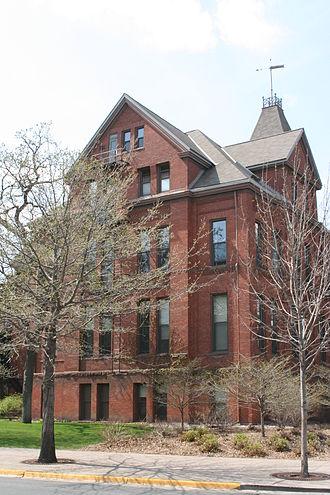 University of Minnesota Old Campus Historic District - Eddy Hall