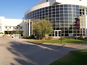 William S. Boyd School of Law - Image: UNLV Lawschool