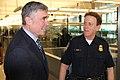 USCBP Commissioner Kerlikowske visits CBP workers at JFK International Airport on Christmas Day (15951334077).jpg