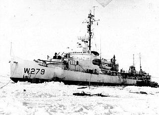 USCGC <i>Eastwind</i> (WAGB-279) Wind class icebreaker