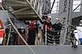 USS Donald Cook arrives in Rota, Spain. (12458574994).jpg
