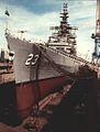 USS Halsey (CG-23) in drydock c1990.jpg