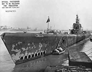 USS Harder (SS-257) - USS Harder (SS-257)