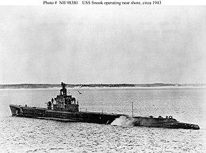 USS Snook (SS-279)