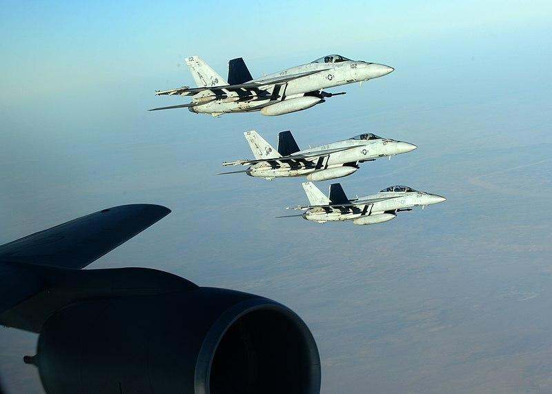 File:US Air Strikes in Syria 140923-F-FT438-009.jpg