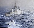 "US Coast Guard Art Program 2014 Collection, ""Above the Seneca"" 140613-G-ZZ999-004.jpg"