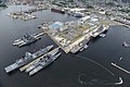 US Fleet Activities Sasebo aerial view in June 2014.JPG