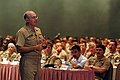 US Navy 030624-N-2383B-010 Adm. Vern Clark, Chief of Naval Operations speaks to over 650 of the fleets' master chiefs.jpg