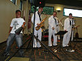 US Navy 110620-N-ZL585-132 A child performs with the Navy Band Great Lakes,.jpg