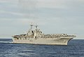 US Navy 110926-N-UT455-046 The amphibious assault ship USS Boxer (LHD 4) transits the Pacific Ocean. Boxer is underway.jpg
