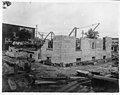US Post Office being built in Kinston, NC. Date of this photo is 1 June 1915. From Coble's Art Studio Photograph Collection, PhC.190, State Archives of North Carolina. (9614117447).jpg