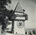 Uhrturm, Grazer um 1898.jpg