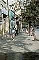 Ulica Tomása Garrigue Masaryka a Kubínyiho námestie felé nézve. Fortepan 60277.jpg
