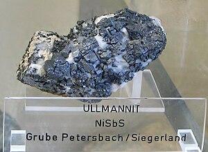 Ullmannit - Grube Petersbach, Siegerland.jpg