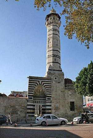 Great Mosque (Adana) - Image: Ulucamimeyavuz 2008 12 26 01