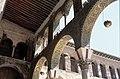 Umayyad Mosque, Damascus (دمشق), Syria - Detail of west portico of courtyard - PHBZ024 2016 1373 - Dumbarton Oaks.jpg