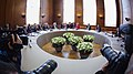 Under Secretary Sherman Participates in the P5+1 Talks on Iran (10726268333).jpg