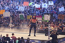 Undertaker at Wrestlemania 25.jpg