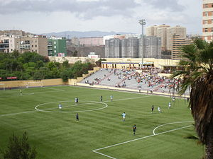 Universidad de Las Palmas CF - Pepe Gonçalvez, club's ground from 2007 to 2011.