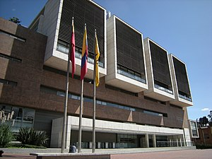 University of Los Andes (Colombia) - Mario Laserna building of University of los Andes