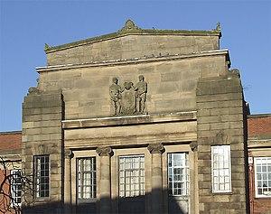 University of Wolverhampton - University Buildings (detail)