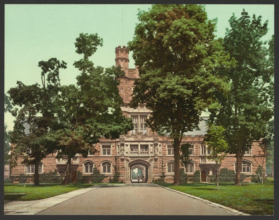 University Library, Princeton University-LCCN2008679653