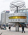 Urania-Weltzeituhr, Alexanderplatz, Berlin.jpg