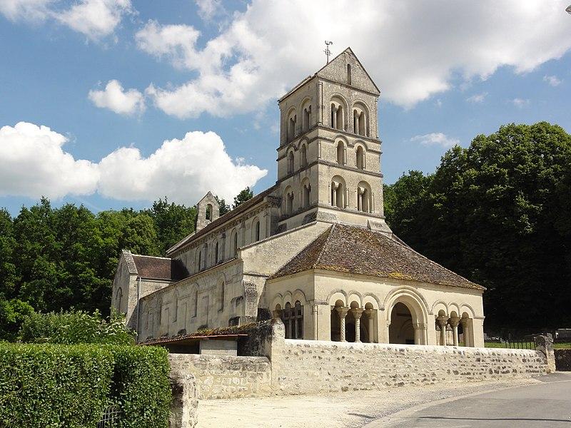 Urcel (Aisne) église Notre-Dame