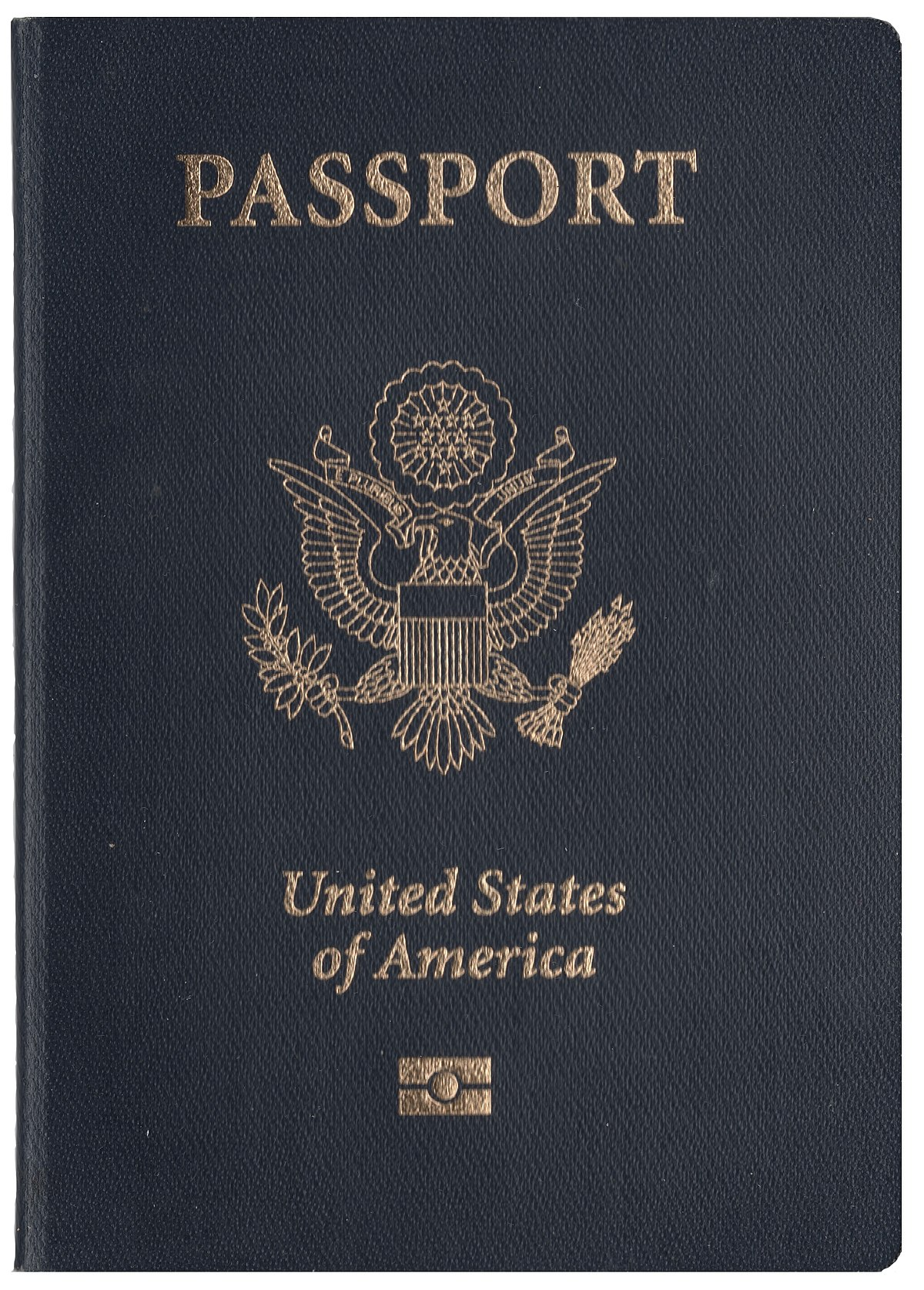 United States passport - Wikipedia