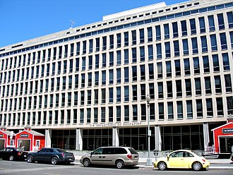 United States Department of Education - Image: Usdepartmentofeducat ionbuilding