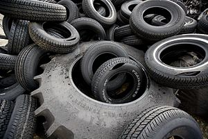 Waste tires - Used tires