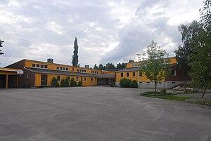 Utøy School - View of the school