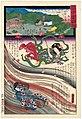 Utagawa Kunisada II - Jigen-ji on Mount Kika, No. 13 of the Chichibu Pilgrimage Route.jpg