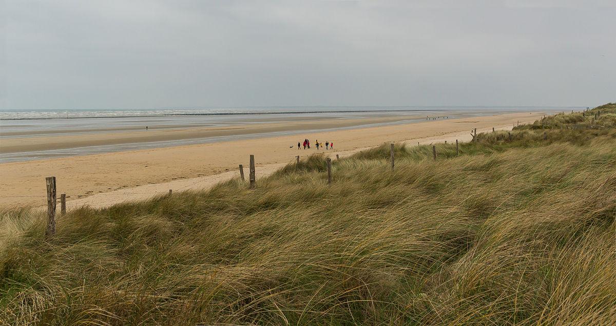 Plages du débarquement allié en Normandie — Wikipédia