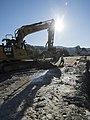 Utgraving på Sandbrauta i Lundamo i Melhus (37849813082).jpg