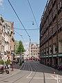 Utrechtsestraat vanaf de Keizersgracht richting Rembrandtplein foto 1.jpg