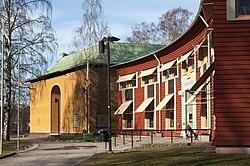 Värmlands Museum.   JPG
