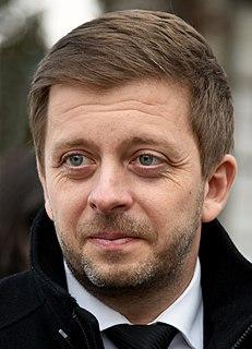 Vít Rakušan Czech pedagogue and politician