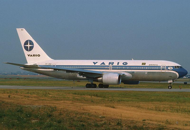Ficheiro:VARIG Boeing 767-241ER; PP-VNO@YYZ, July 1988 DSS (5163679459).jpg