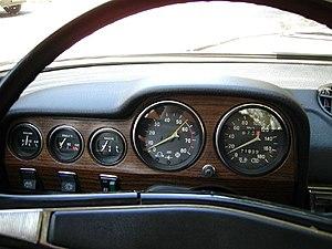 VAZ-2103 - Image: VAZ 2103 interior