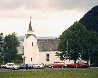 Vågstranda Village in Western Norway, Norway