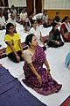 Vajrasana - International Day of Yoga Celebration - NCSM - Kolkata 2015-06-21 7344.JPG