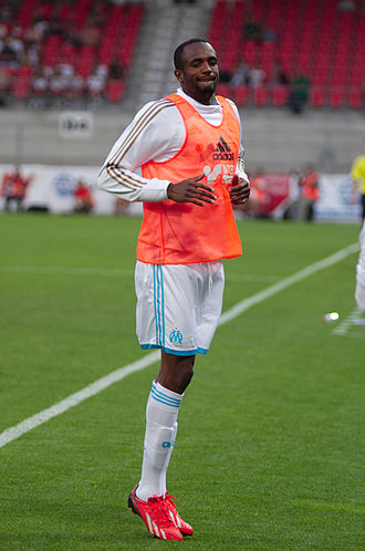 Kassim Abdallah - Image: Valais Cup 2013 OM FC Porto 13 07 2013 Kassim Abdallah
